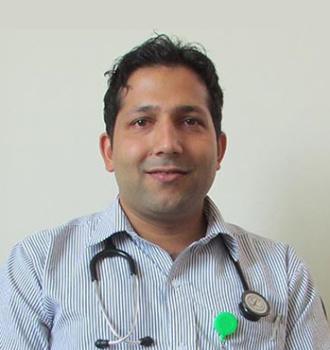 Dr. Ramesh Kandel